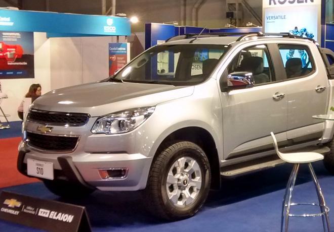 Chevrolet presente en Arminera 2015 1