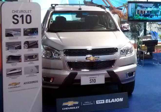 Chevrolet presente en Arminera 2015 2