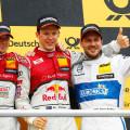 DTM - Hockenheim 2015 - Carrera 2 - El Podio