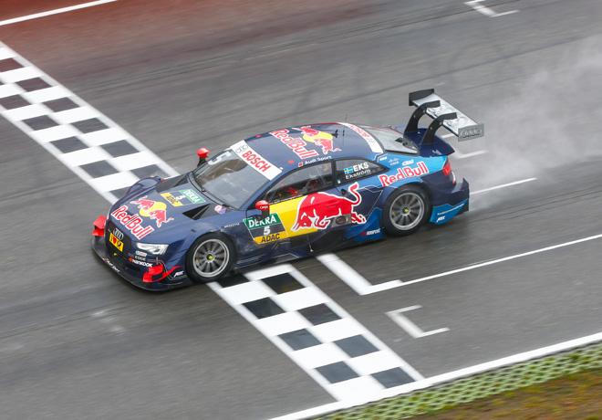 DTM - Hockenheim 2015 - Carrera 2 - Mattias Ekstrom - Audi
