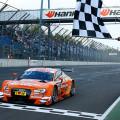 DTM - Lausitzring 2015 - Carrera 1 - Jamie Green - Audi