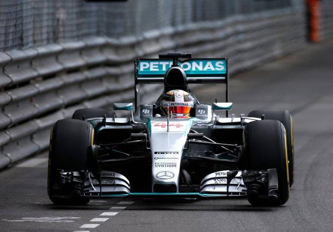 F1 - Monaco 2015 - Clasificacion - Lewis Hamilton - Mercedes GP