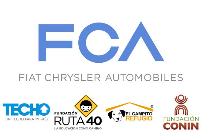 FCA - programa - Un Fiat - Una Ayuda