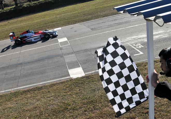 FR20 - Rio Cuarto 2015 - Carrera 2 - Emiliano Marino - Tito-Renault