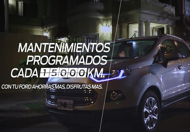 Ford - Campaña 5000 km mas