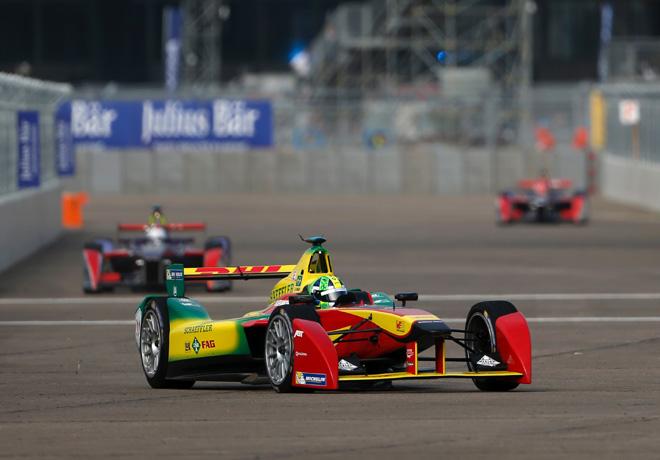 Formula E - Berlin - Alemania 2015 - Lucas di Grassi - Audi Sport ABT