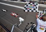 IndyCar - Indianapolis 500 2015 - Juan Pablo Montoya y Will Power
