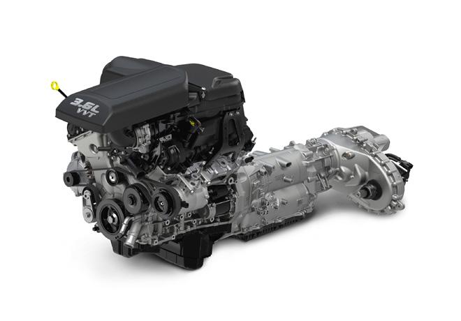 Jeep - Motor Pentastar V6