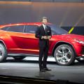 Lamborghini - Stephan Winkelmann y el Urus SUV Concept de 2012