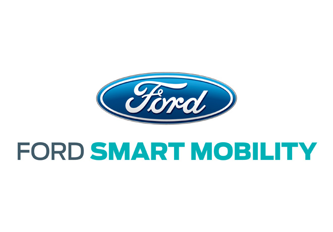 Logo - Ford Smart Mobility