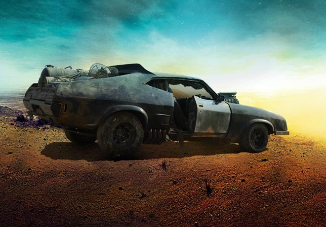Mad Max - Interceptor - thumb
