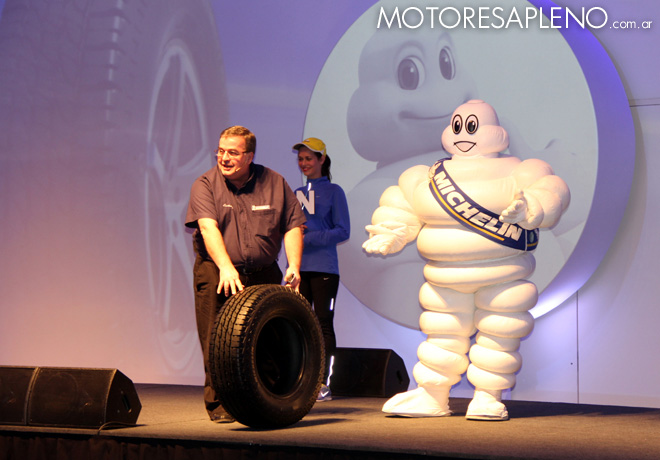 Michelin - Presentacion LTX Force 0