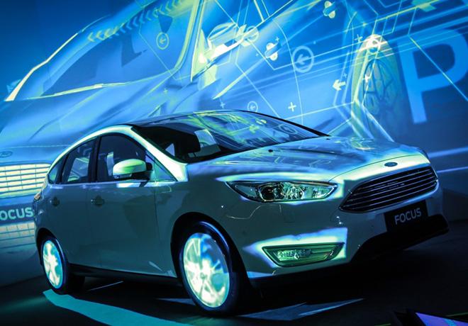 Nuevo Ford Focus III