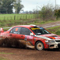 Rally Federal - Lincoln 2015 - Francisco Martínez - Mitsubishi Lancer EVO