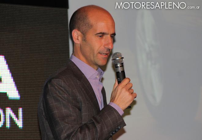 Ricardo Flammini  - Director de Marketing - Ventas y Posventa para el Grupo Sur de Ford Argentina
