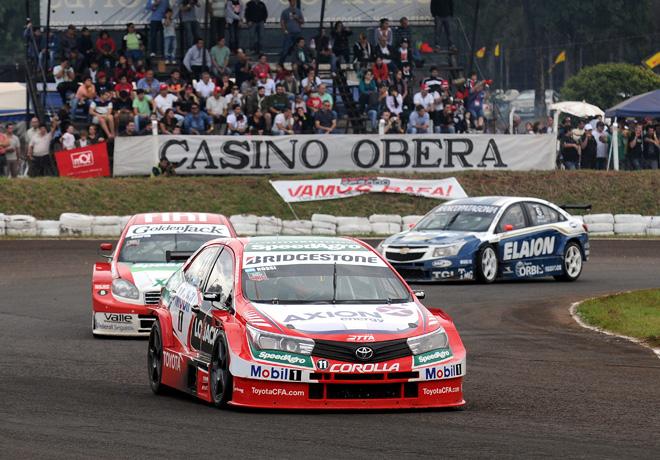 STC2000 - Obera 2015 - Matias Rossi - Toyota Corolla