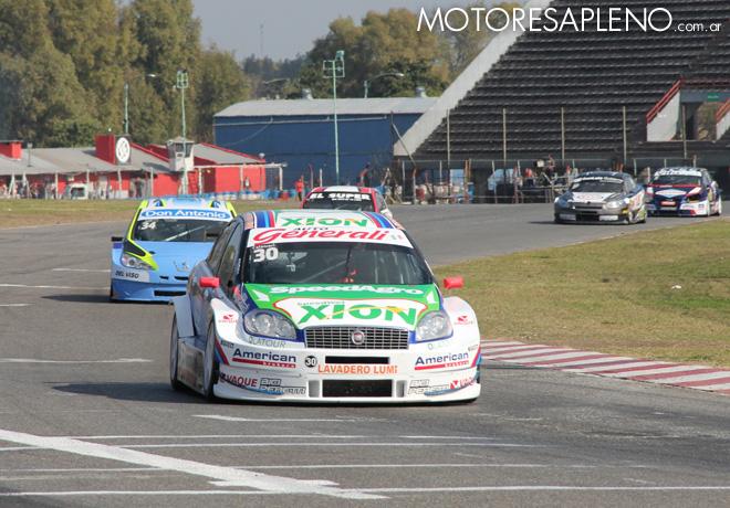 TC2000 - Buenos Aires 2015 - Carrera 2 - Miguel Calamari - Fiat Linea