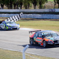 Top Race - Olavarria 2015 - Carrera 2 - Agustin Canapino y Matias Rodriguez - Mercedes-Benz