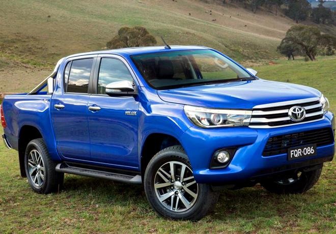 Toyota Hilux 2016 1