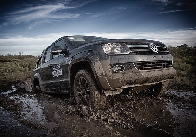VW - Experto Amarok