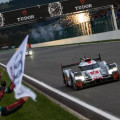 WEC - Spa-Francorchams 2015 - Marcel Fassler - Benoit Treluyer - Andre Lotterer - Audi R18 e-tron quattro