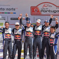 WRC - Portugal 2015 - Final - Podio Volkswagen