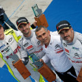 WTCC - Hungria 2015 - Carrera 1 - El Podio