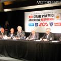 ACA - Se presento oficialmente la 13ma edicion del GP Argentino Historico