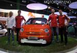 Abarth Competizione presento el Fiat 500 Abarth 695 Assetto Corse Evoluzione 4