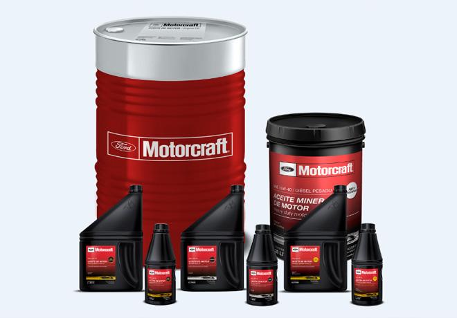 Aceites Motorcraft