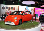 Alumni y Belgrano Athletic presentes en el stand de Fiat en el Salon del Automovil 4