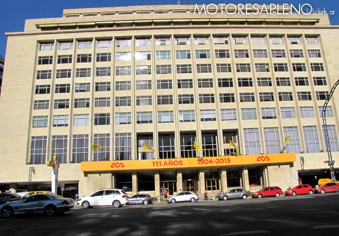 Automovil Club Argentino 1