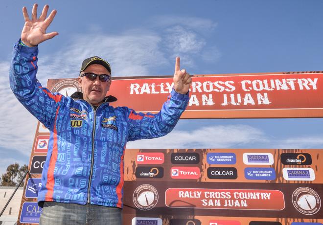 CARCC - San Juan - Daniel Mazzucco