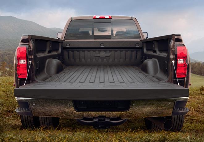 Chevrolet Silverado 3500 HD 2