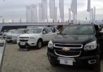 Chevrolet en Agroactiva 2015 2
