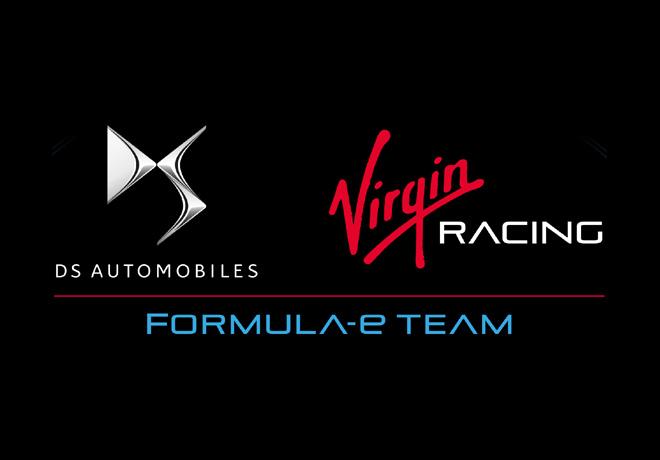 DS y Virgin Racing anuncian su asociacion para el Campeonato de Formula E