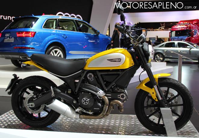 Ducati - Salon AutoBA - Scrambler 1