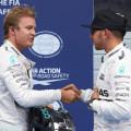 F1 - Austria 2015 - Clasificacion - Nico Rosberg y Lewis Hamilton - Mercedes GP