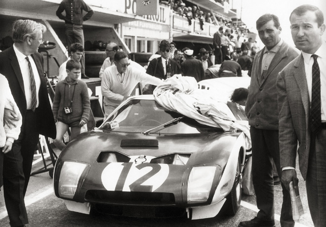 Ford GT - Le Mans 1964