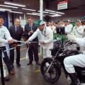 Honda comienza la produccion de la nueva CG 150 TITAN 1