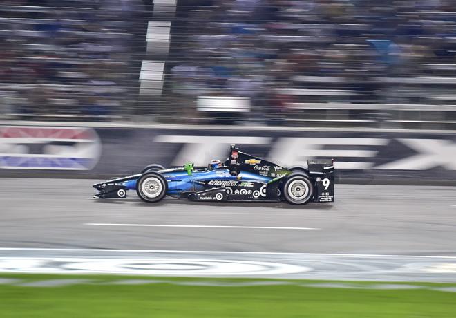 IndyCar - Texas 2015 - Carrera - Scott Dixon