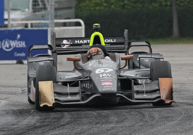 IndyCar - Toronto - Cananda 2015 - Carrera - Josef Newgarden