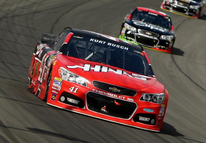 NASCAR - Michigan 2015 - Kurt Busch - Chevrolet SS