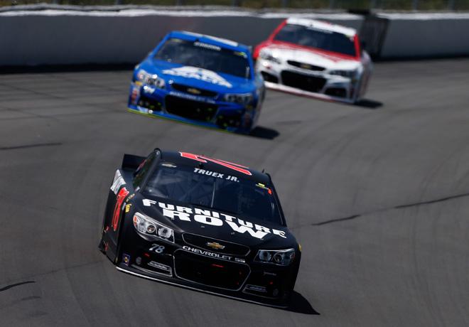 NASCAR - Pocono 2015 - Martin Truex - Chevrolet SS