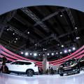 Nissan - Stand Motor Show Frankfurt 2014