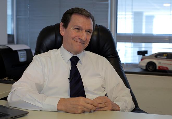 Osvaldo Marchesin - Director de Ventas de Citroen Argentina