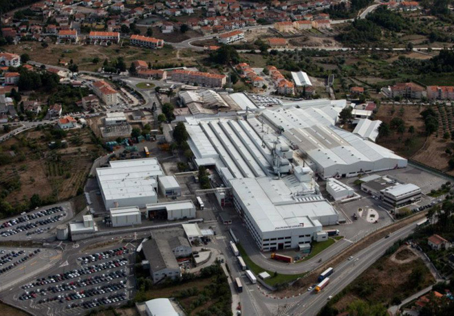 PSA - Centro de produccion Mangualde