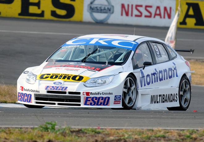 STC2000 - Rafaela 2015 - Mariano Werner - Ford Focus