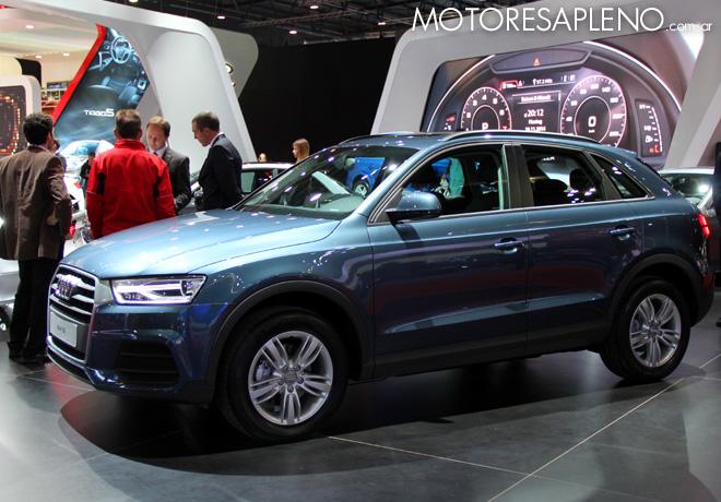 Salon AutoBA 2015 - Audi Q3