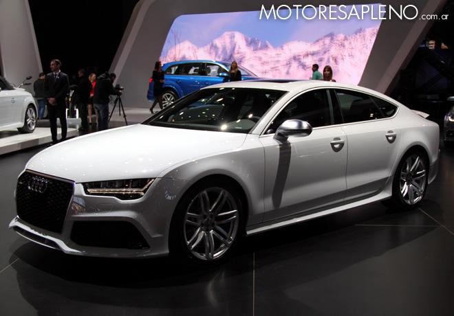 Salon AutoBA 2015 - Audi RST Sportback